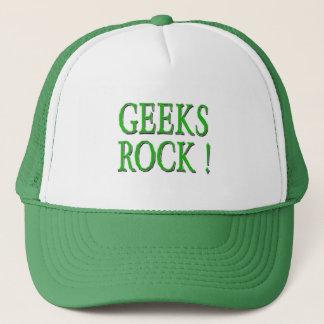 Boné Rocha dos geeks!  Verde