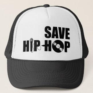 Boné Salvar o hip-hop