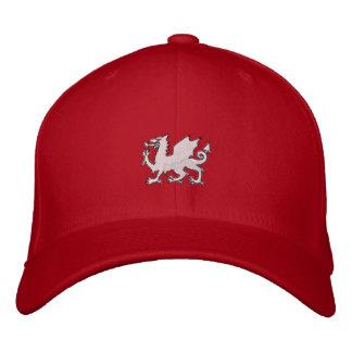 Boné Saxão Anglo chapéu bordado