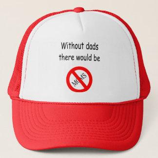 Boné Sem pais não haveria nenhum chapéu das mães