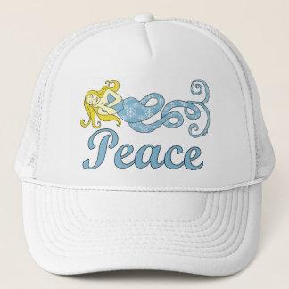 Boné Sereia da paz (sonhos do feriado)