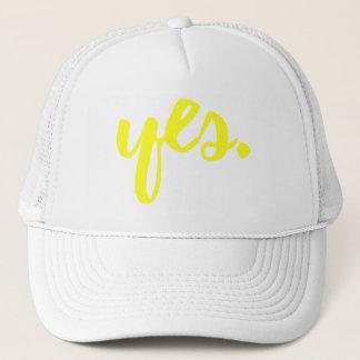 Boné sim. chapéu do camionista
