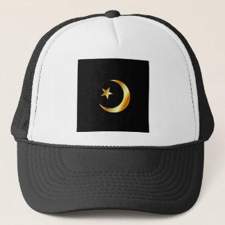Boné Símbolo da religião do Islão