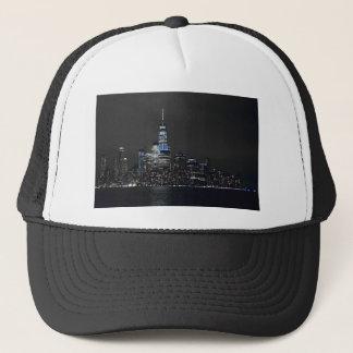 Boné Skyline de New York da Nova Iorque da skyline de