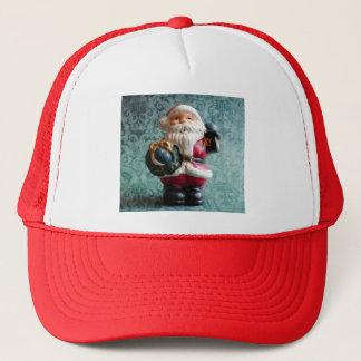 Boné Small Papai Noel figure