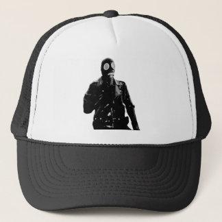 Boné Soldado da máscara de gás