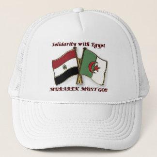 Boné Solidariedade de Egipto