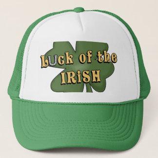 Boné Sorte do chapéu irlandês