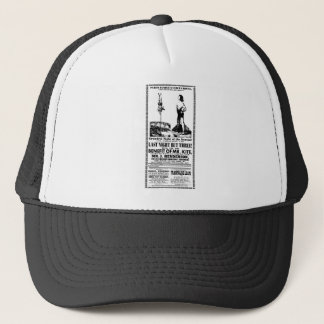 Boné Sr. Papagaio - chapéu