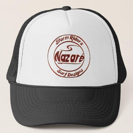 Boné Storm Riders Nazaré Surf Designs cap