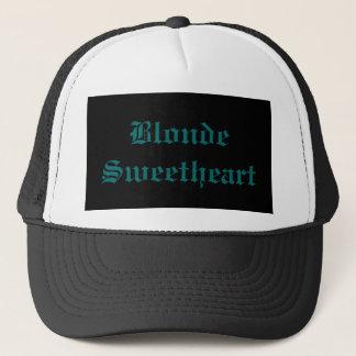 Boné Sweethaart louro