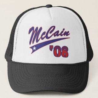 Boné Swoosh de McCain 08