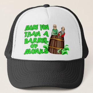Boné Tambor das monges
