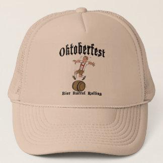 Boné Tambor do Bier que rola o presente de Oktoberfest