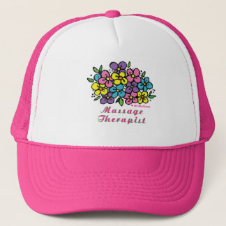 Boné Terapeuta das flores M