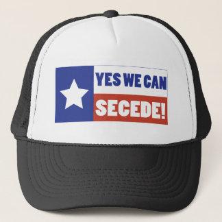 Boné Texas Secede