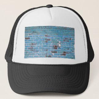 Boné Textura da parede de tijolo do vintage dos