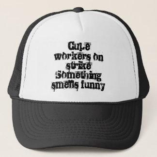Boné Trabalhadores de Cupe nos cheiros strikeSomething