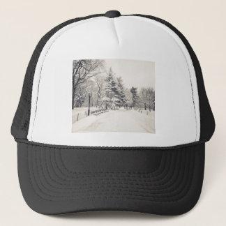 Boné Trajeto do inverno do Central Park - Nova Iorque