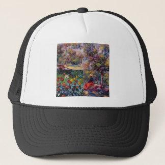 Boné Três obra-primas surpreendentes da arte de Renoir