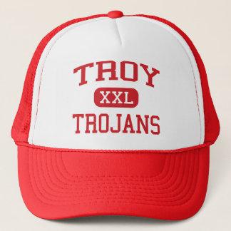 Boné Troy - Trojan - escola secundária - Troy Ohio