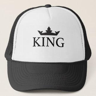 Boné Truck Royal Family King Coroa