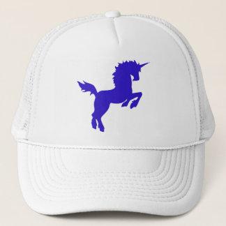 Boné Unicórnio Collectible das cores no chapéu azul