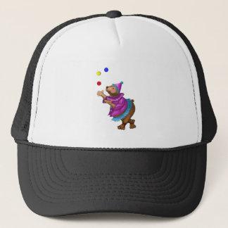 Boné Urso de mnanipulação