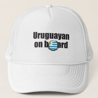 Boné Uruguayan a bordo