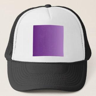 Boné V inclinação linear - violeta escura à luz -