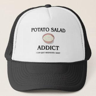 Boné Viciado da salada de batata