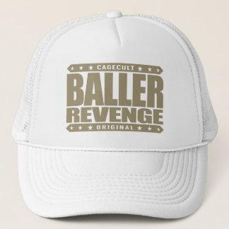 Boné VINGANÇA de BALLER - o sucesso é o reembolso de um
