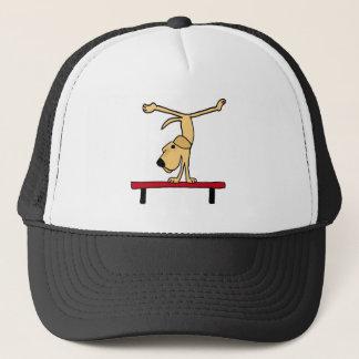 Boné XX- Labrador amarelo em desenhos animados do feixe