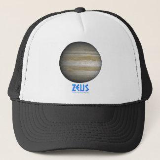 Boné Zeus - Jupiter - deus de velho