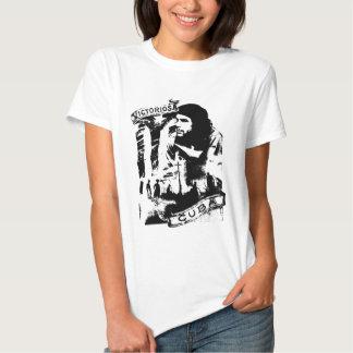 Boneca cabida Cuba de Victoriosa Camiseta