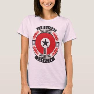 Boneca da cervejaria do BombSight Camisetas