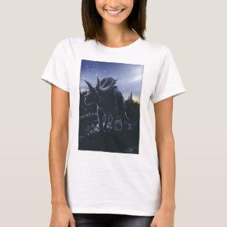 Boneca das senhoras (cabida) t-shirt
