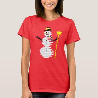 Boneco de neve! t-shirt