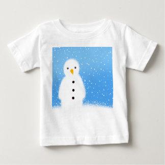 Boneco de neve - tshirt