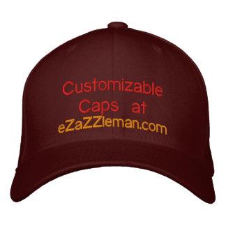 Bonés customizáveis @ eZaZZleman.com