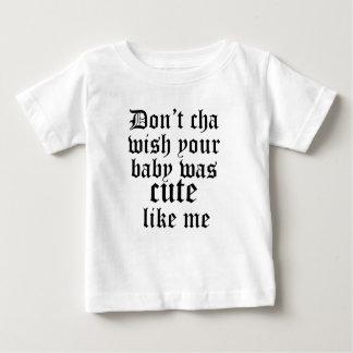 Bonito como mim tshirts