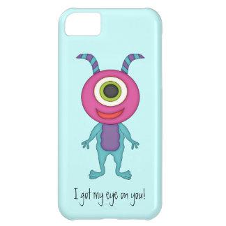 Bonito Monstro-Obteve meu olho em você! Capa Para iPhone 5C