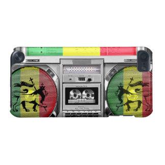 boombox da reggae capa para iPod touch 5G