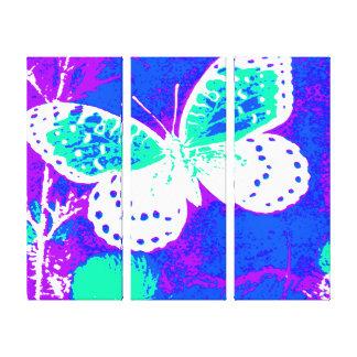 Borboleta - colorida