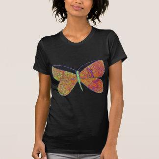 Borboleta do coração de Neverland Camisetas