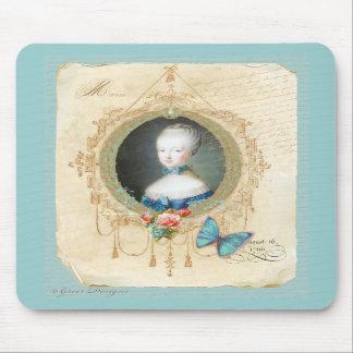Borboleta nova Mousepad da rainha Marie Antoinette