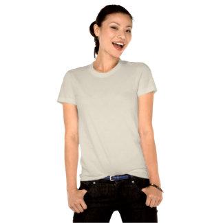 Borboleta retro camiseta