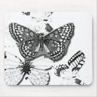 borboletas mousepad
