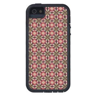 Bordado retro capa de iPhone 5 Case-Mate