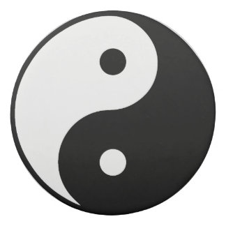 Borracha Eliminador de Yin Yang
